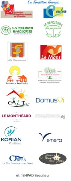 Logos partenaires 2016