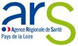 Logo ARS : Agence régionale de Santé Pays de La Loire